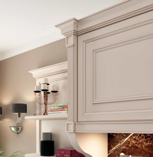 Мебельная колонка, Декоративная колонка