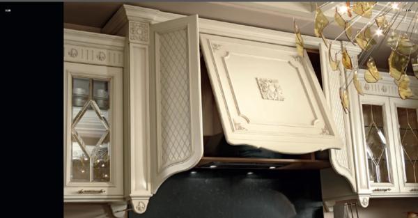 Богета Дарте фасады, Декоры для кухни
