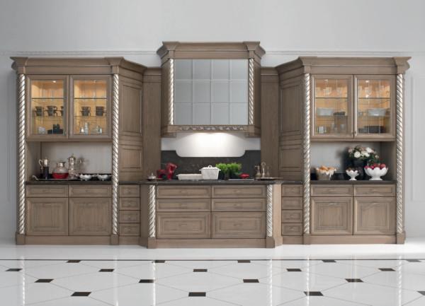 Колонны для кухни, Пилястры для кухни