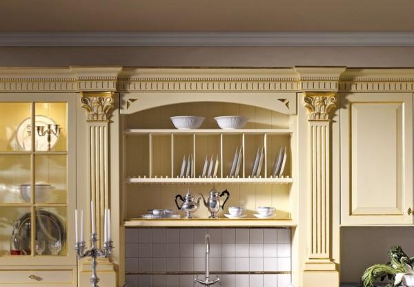 Планка декоративная для шкафа