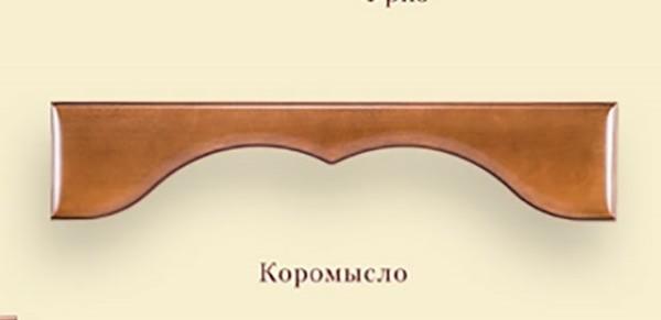 Коромысло деревяное