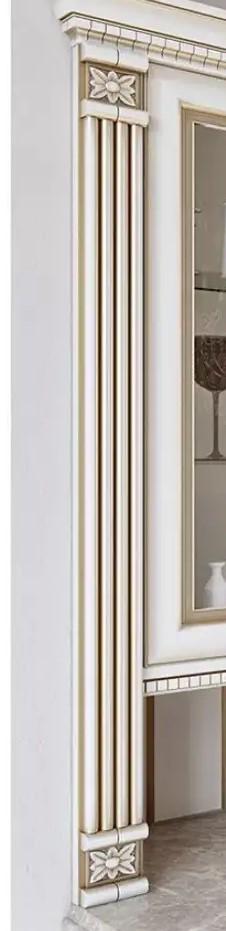Пилястра для высоких шкафов, Пилястры комлплект массив