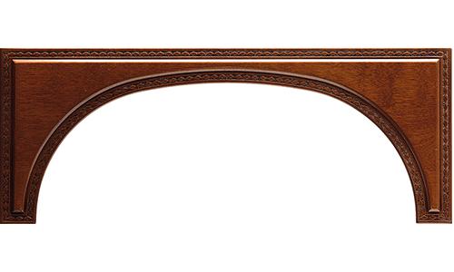 Арка для мебели из массива