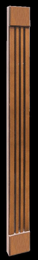 Пилястра Деревянная