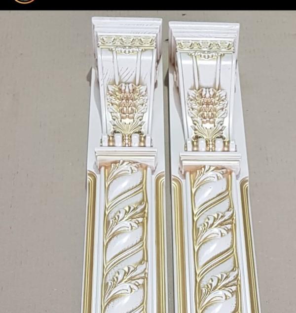 Пилястры с капителью, колонны для шкафов