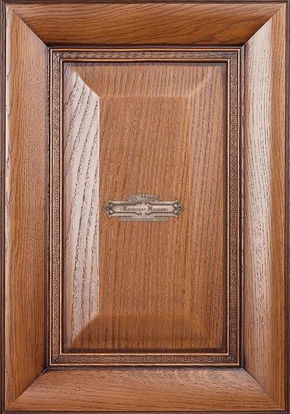 Фасад Ника деревянный