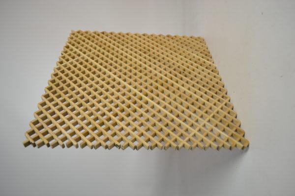 Мебельная решетка для фасада