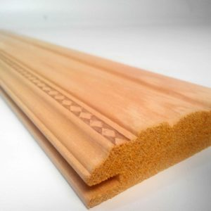 Рамочный профиль, мебельный профиль, деревянный профиль