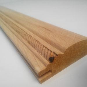 профиль с косичкой, рамочный профиль, профиль для сборки фасадов, багетная рейка