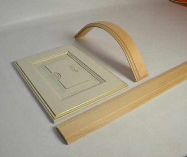 Профиль для фасада афина, фасад афина, фасады из массива, мебельный фасад фина