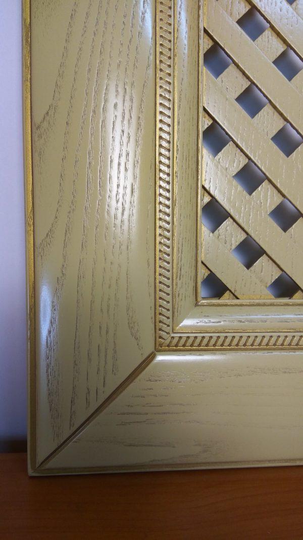 Профиль рамочный из массива, кухонный фасад монтебьянка