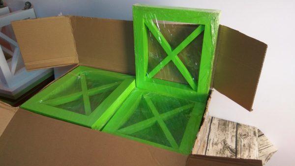 Этажерка зеленая, стеллаж зеленый
