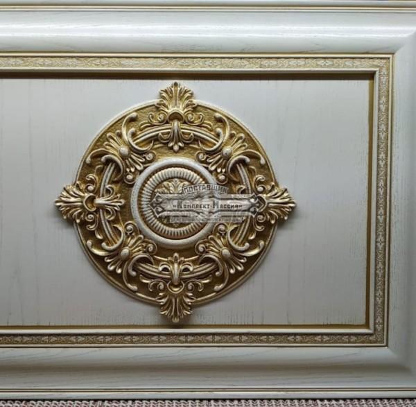 Декор на кухонном фасаде