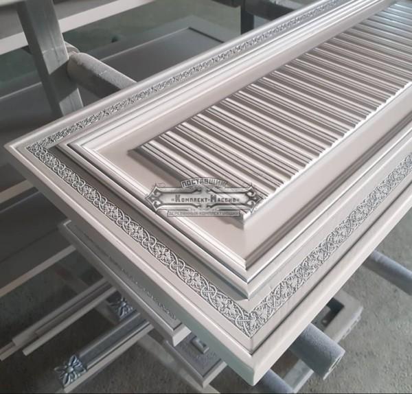 Изготовление фасадов из массива
