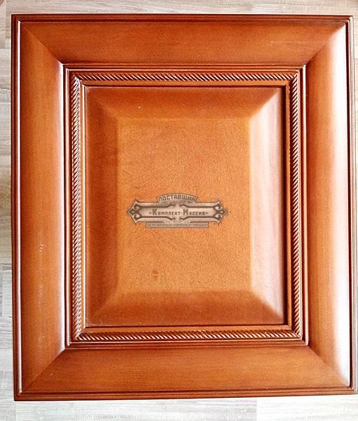 Мебельный фасад с косичкой