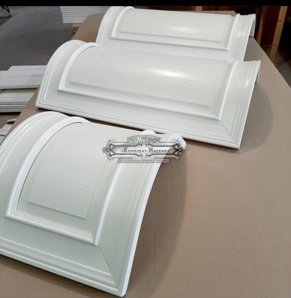 Радиусные фасады для кухни
