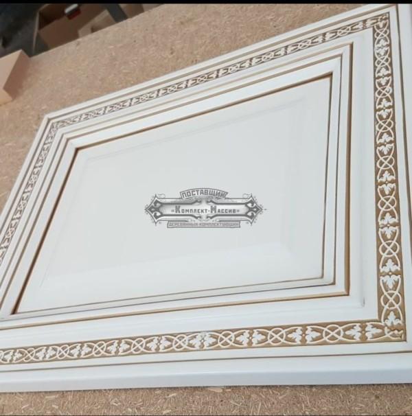 Фасады Персей белые
