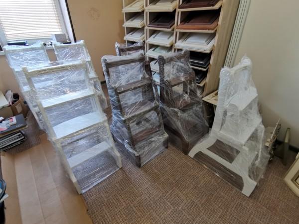 Стул трансформер, Складной стул
