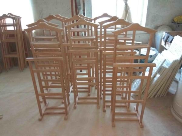 Производство деревянных вешалок, вешалки фабрика
