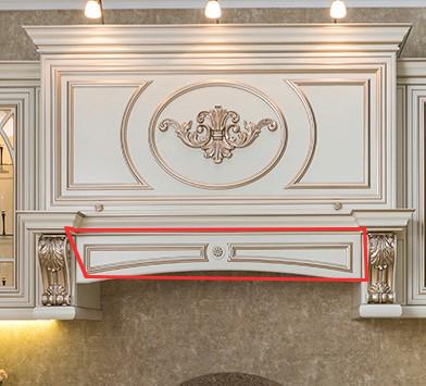 Декоративные элементы для мебели