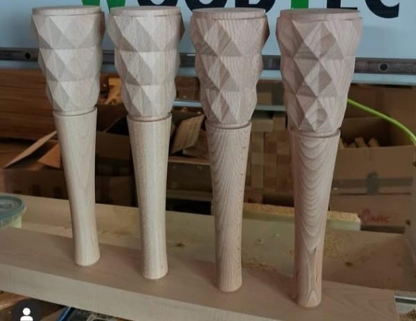 ножка деревянная