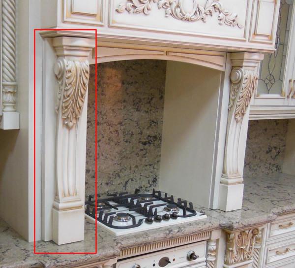 Портал кухонный от комплект-массив