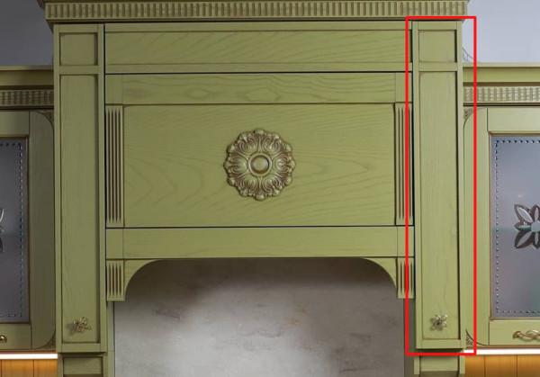 Современный портал кухонный