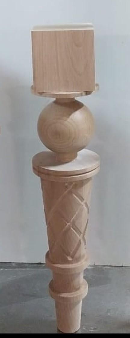 Точенные деревянные ножки